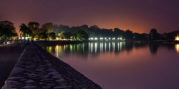most exciting places to visit in Chandigarh at night